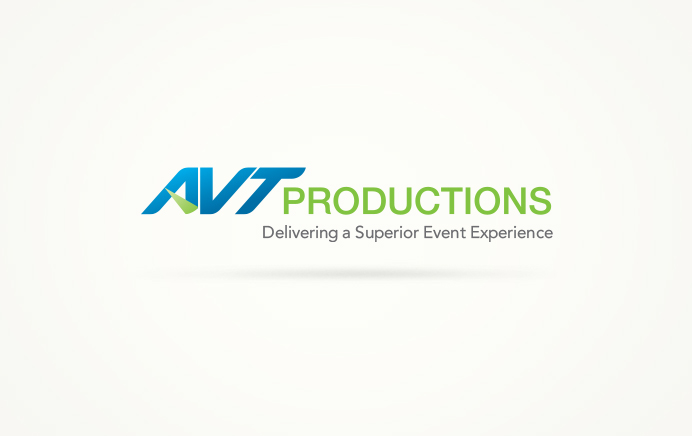 AVT productions - Logo