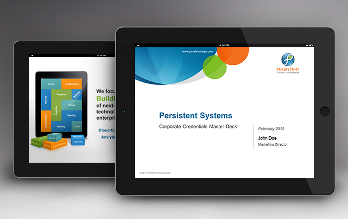 Persistent Systems Infographic